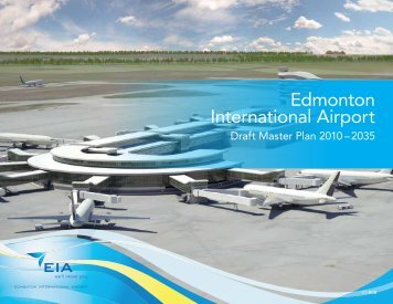 Edmonton International Airport - EIA Corporate