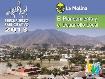servicio al ciudadano - Municipalidad de La Molina