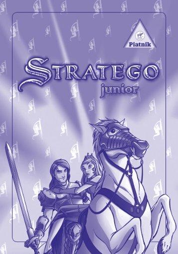 Stratego Junior szabaly.indd - Okostojasjatek.hu