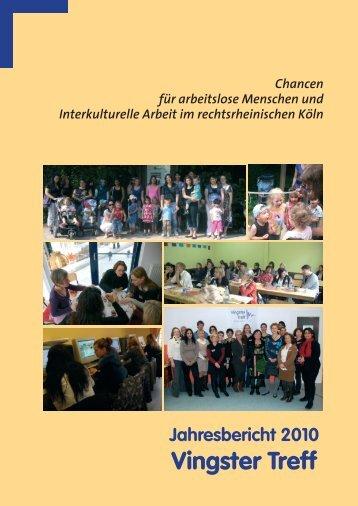 Jahresbericht 2010 - Bürgerzentrum Vingst