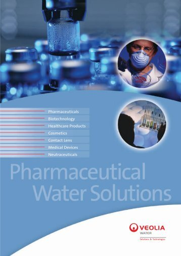 Pharmaceutical Solutions - Elga Process Water