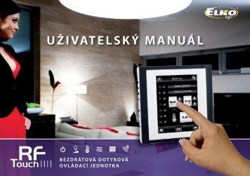 Manual_RF_Touch - ELKO EP, sro