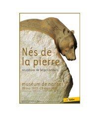 Sculpteur en taille directe, Serge Lombard transpose sa passion ...