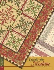 Mistletoe - the S & K Embroidery Creations Website