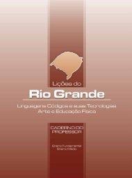 Referenciais Curriculares - Caderno do Professor - Volume 2