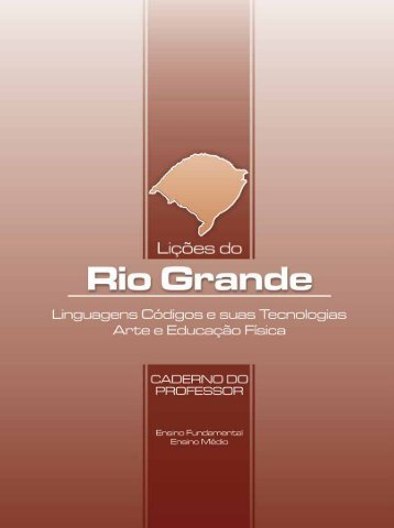 Referenciais Curriculares - Caderno do Professor - Volume 2