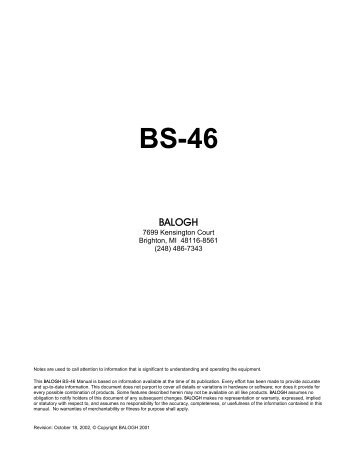 BS-46 - Anixandra