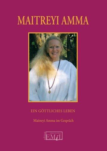 1804 Maitreyi Amma.indb - J.H.Röll Verlag