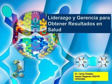 Descargar ponencia - Observatorio de Recursos Humanos en Salud