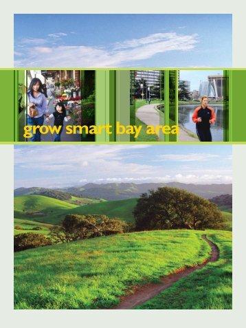 Download the Grow Smart Bay Area report - Greenbelt Alliance
