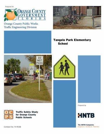 school route plan - Orange County Gov FL