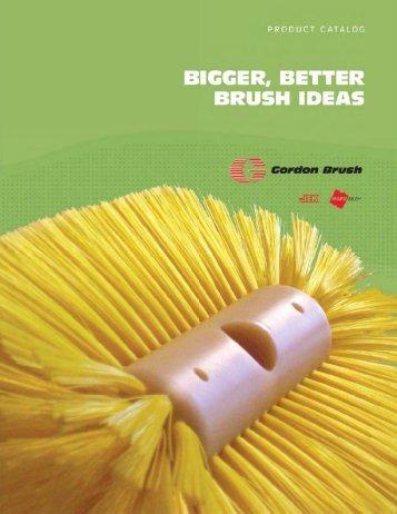 Gordon Brush Industrial Catalog