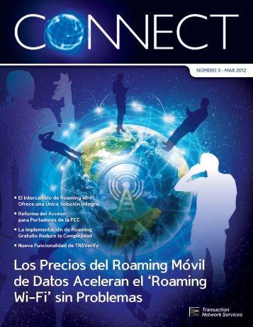 Roaming Wi-Fi - TNS