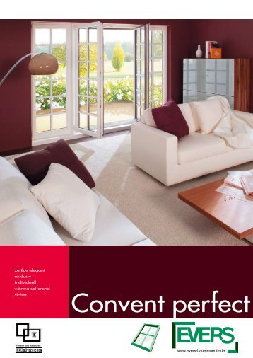 Convent perfect - EVERS Bauelemente