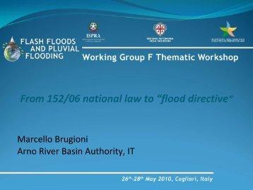 flood directive