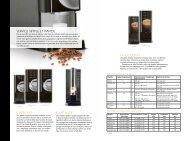 service simple et rapide cafelino café elite chocolino - Crem ...