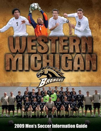 WMU Soccer - Home Page Content Goes Here