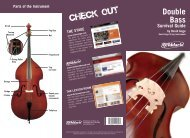 Double Bass Survival Guide By David Gage - D'Addario Bowed ...