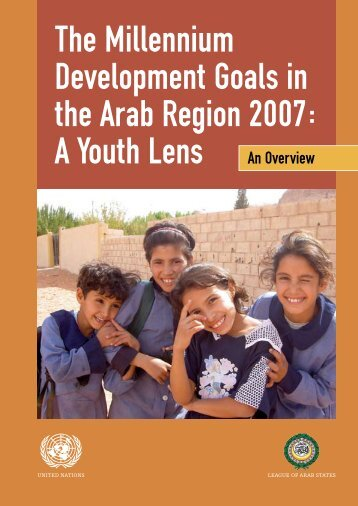 The Millennium Development Goals in the Arab Region 2007: A ...