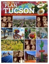 FINAL DRAFT - City of Tucson