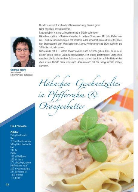 Schlemmeria Kochbuch Edition 5 2013