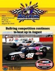 Program Template_August 28 - Las Vegas Motor Speedway
