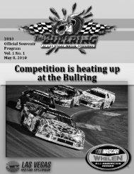 10/02 6-11 pm - Las Vegas Motor Speedway