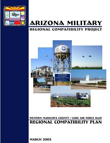 Luke Air Force Base Final Plan - Department of Emergency ...