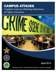 Campus Attacks - National Association of College and University ...