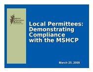 Local Permittees - Western Riverside County Regional ...