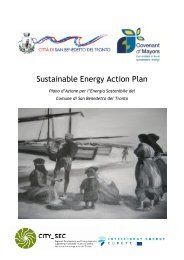 Sustainable Energy Action Plan - San Benedetto Del Tronto