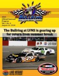 Program Template_August 14 - Las Vegas Motor Speedway