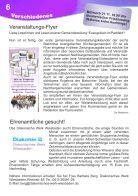 Evangelisch im Parkfeld - Seite 6