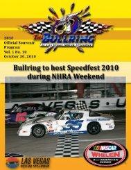 Program Template_October 30 - Las Vegas Motor Speedway