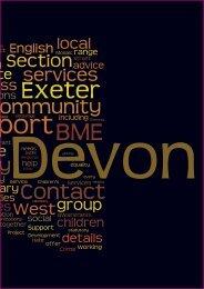 BME Directory - Devon County Council