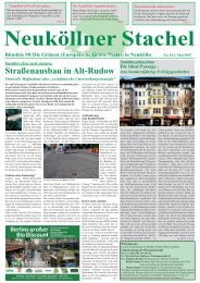Neuköllner Stachel Nr. 161 (ca. 1,6 Mb - Bündnis 90/Die Grünen ...