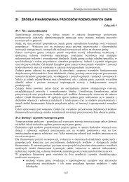 21 źródła finansowania procesów rozwojowych gmin - sianow.beep.pl