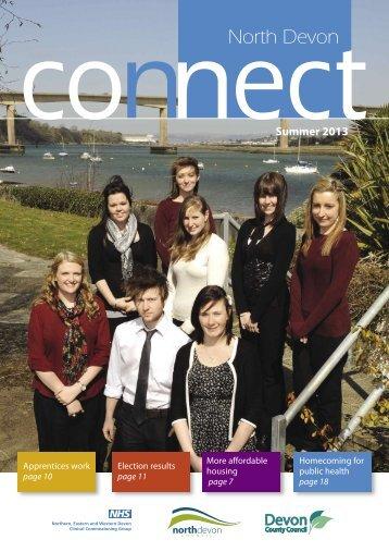 Summer 2013 - Devon County Council