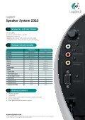 Speaker System Z323 - ACME - Page 2