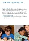 Modulare Tagesschulen Cham - Seite 2