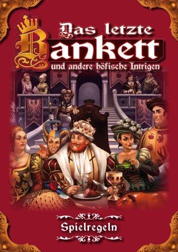 Spielregeln - Heidelberger Spieleverlag