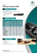 Logitech® Wireless Presenter R400 - ACME - Page 2