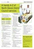 North Devon Direct summer 06 - North Devon District Council - Page 4