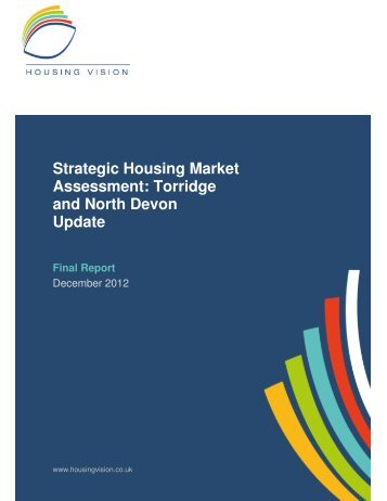 Strategic Housing Market Assessment - North Devon District Council