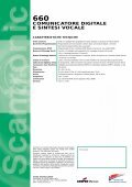 comunicatore digitale e sintesi vocale ... - Cooper Security - Page 2