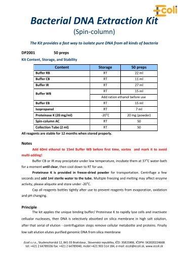 qiagen genomic dna handbook