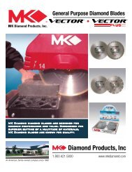 AP080250 - MK Diamond Products