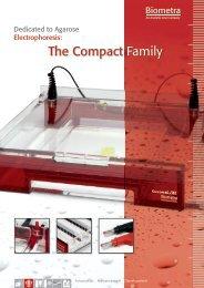 Compact-Line Flyer - Biometra