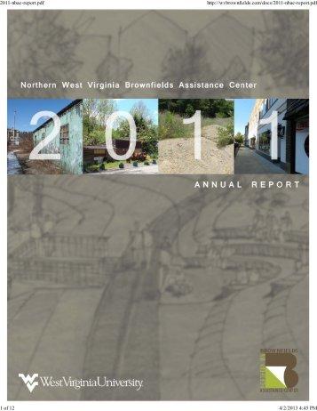 2011 NBAC Annual Report
