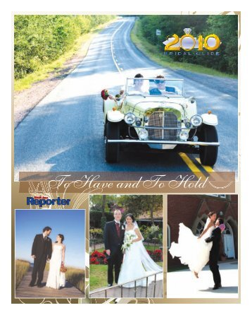 Bridal Tab June 2010.pdf - The Pictou Advocate